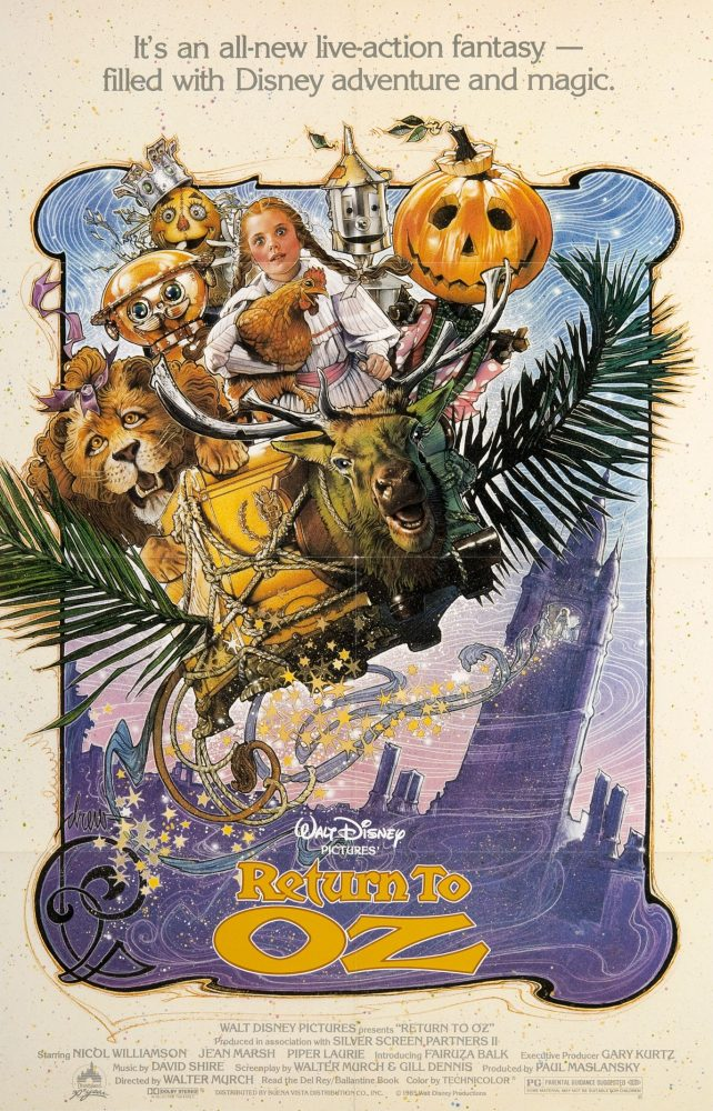 Episode 262: Return to Oz