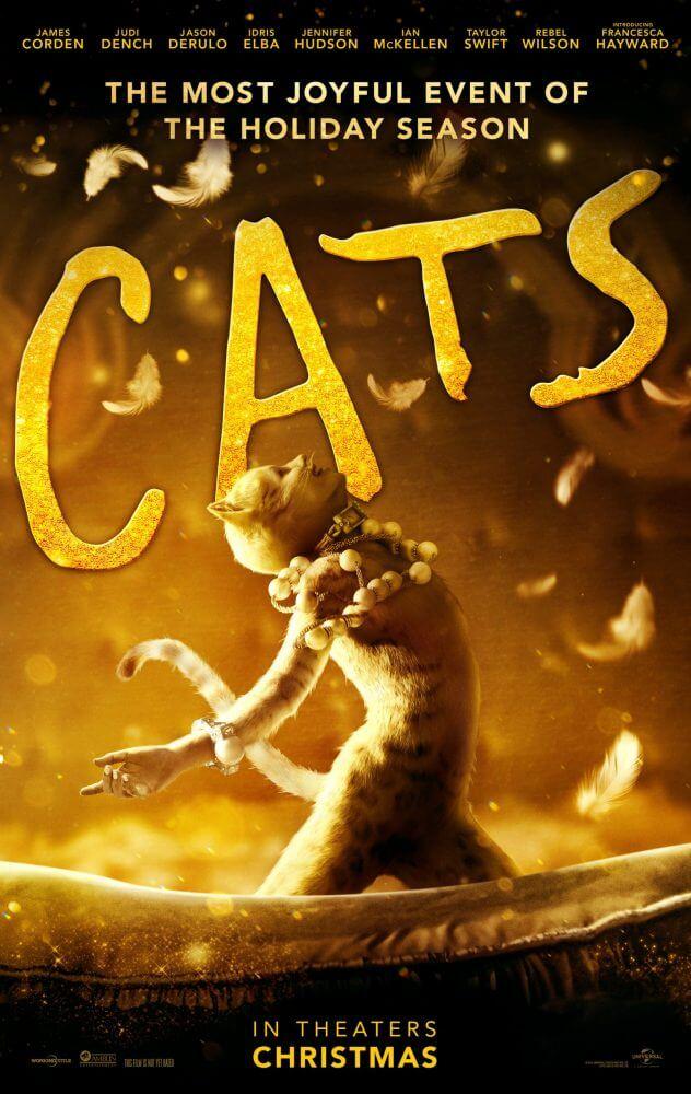 QUARANTINE SPECIAL: Cats (2019)