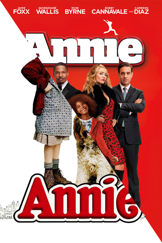 Episode 272: Annie (1982) and Annie (2014)