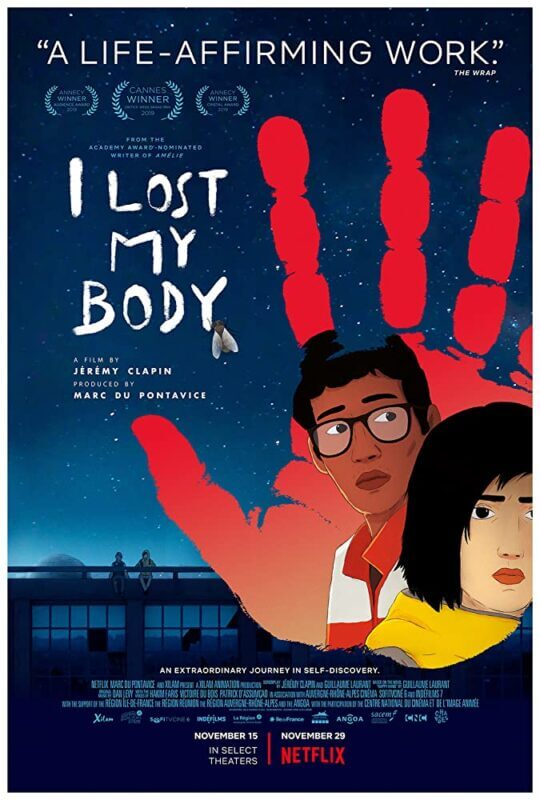 Episode 281: I Lost My Body
