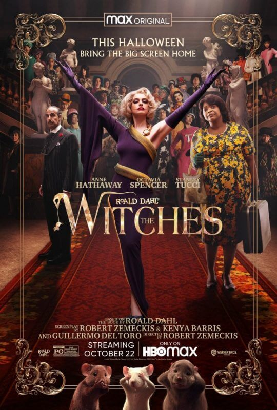 Episode 296: The Witches (2020)
