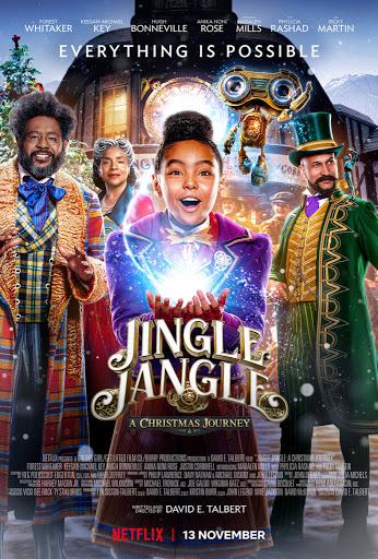 Episode 301: Jingle Jangle