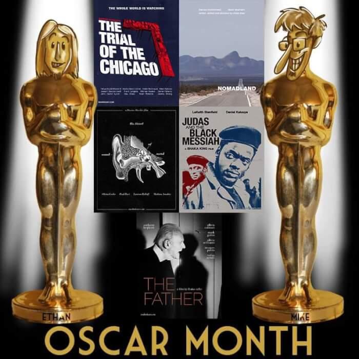 BONUS EPISODE: Oscars 2021