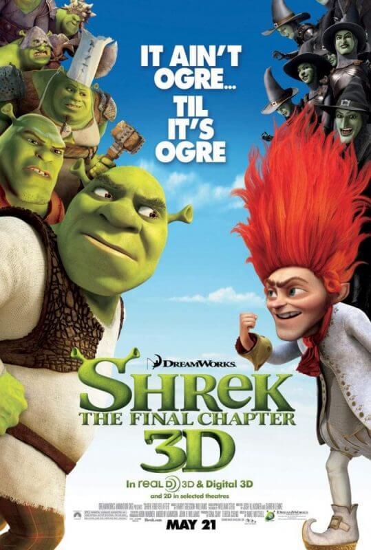 Episode 323: Shrek Forever After