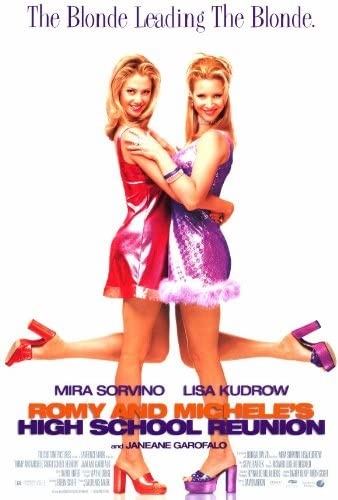 Episode 326: Romy and Michele's High School Reunion