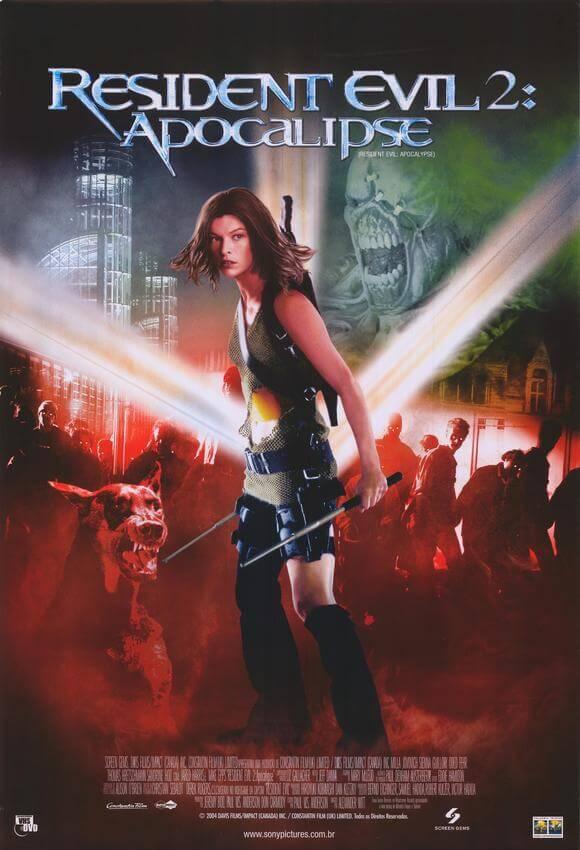 Episode 335: Resident Evil: Apocalypse