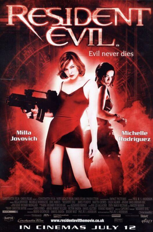 Episode 334: Resident Evil (Watch 'till You Can't!)